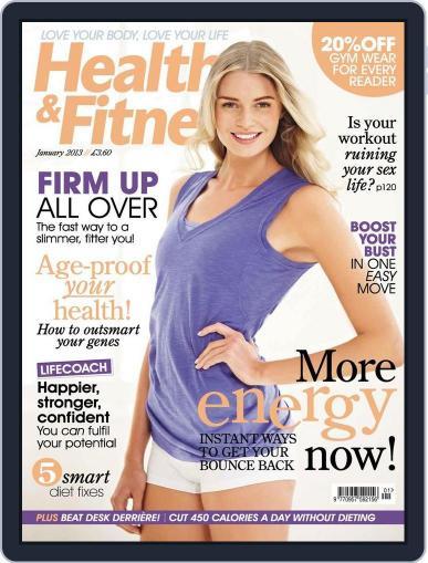 Women´s Fitness November 28th, 2012 Digital Back Issue Cover