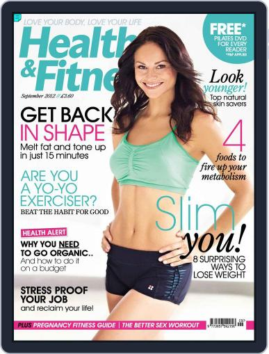 Women´s Fitness July 26th, 2012 Digital Back Issue Cover