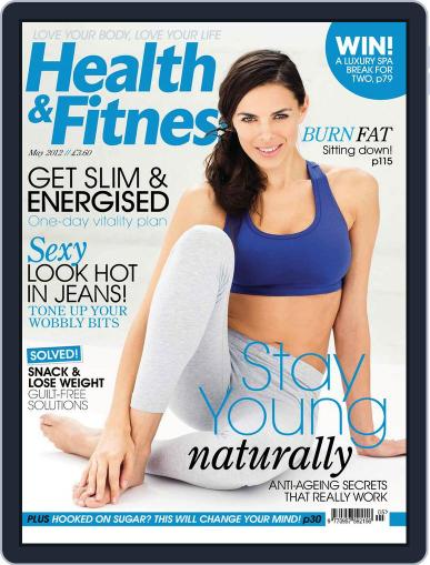 Women´s Fitness April 10th, 2012 Digital Back Issue Cover