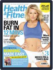 Women´s Fitness (Digital) Subscription January 26th, 2012 Issue