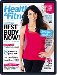 Women´s Fitness (Digital) Subscription December 29th, 2011 Issue