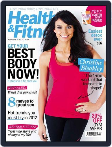 Women´s Fitness December 29th, 2011 Digital Back Issue Cover