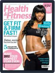 Women´s Fitness (Digital) Subscription November 22nd, 2011 Issue