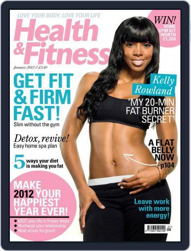 Women´s Fitness November 22nd, 2011 Digital Back Issue Cover