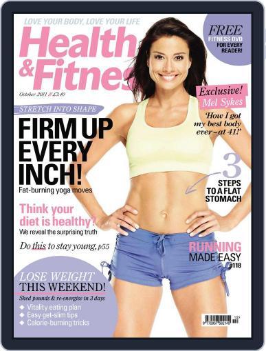 Women´s Fitness September 2nd, 2011 Digital Back Issue Cover