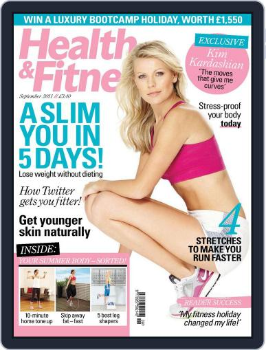 Women´s Fitness July 26th, 2011 Digital Back Issue Cover