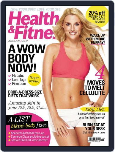 Women´s Fitness June 28th, 2011 Digital Back Issue Cover