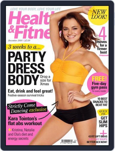 Women´s Fitness November 18th, 2010 Digital Back Issue Cover
