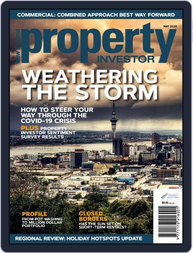 NZ Property Investor May 1st, 2020 Digital Back Issue Cover
