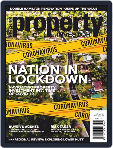 NZ Property Investor (Digital) April 1st, 2020 Issue Cover
