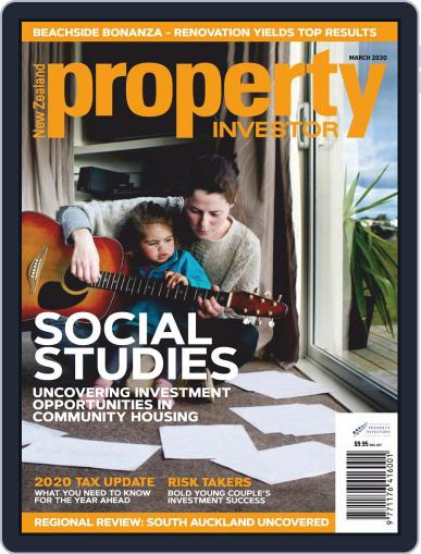 NZ Property Investor March 1st, 2020 Digital Back Issue Cover