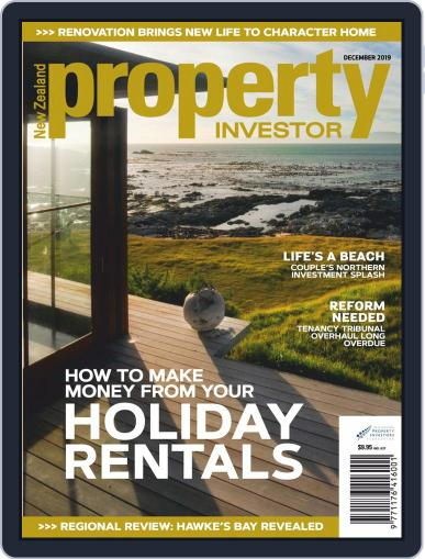NZ Property Investor December 1st, 2019 Digital Back Issue Cover