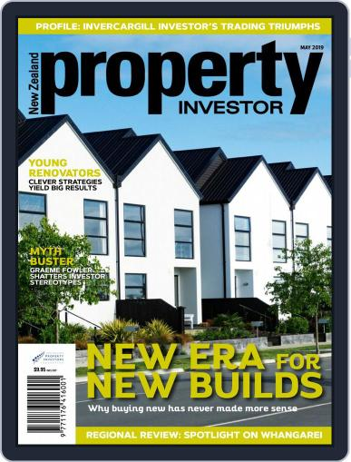 NZ Property Investor May 1st, 2019 Digital Back Issue Cover