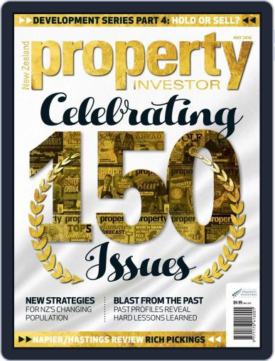 NZ Property Investor April 29th, 2016 Digital Back Issue Cover