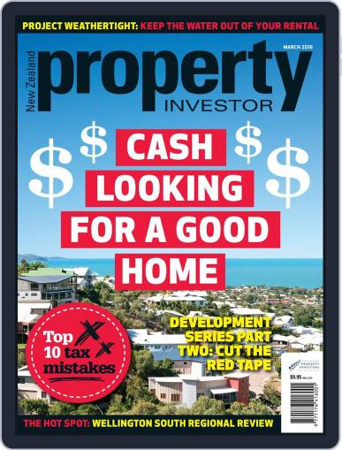 NZ Property Investor (Digital) March 4th, 2016 Issue Cover