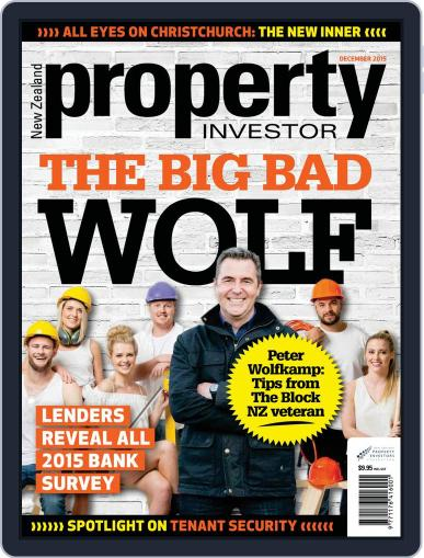 NZ Property Investor (Digital) December 4th, 2015 Issue Cover