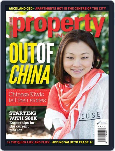 NZ Property Investor (Digital) September 1st, 2015 Issue Cover