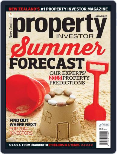 NZ Property Investor (Digital) January 1st, 2015 Issue Cover