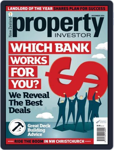 NZ Property Investor November 27th, 2014 Digital Back Issue Cover