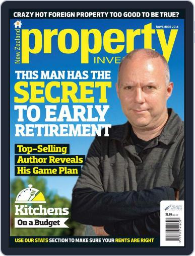 NZ Property Investor (Digital) October 30th, 2014 Issue Cover