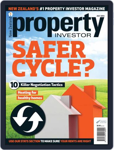 NZ Property Investor (Digital) July 3rd, 2014 Issue Cover