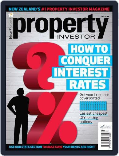 NZ Property Investor May 26th, 2014 Digital Back Issue Cover