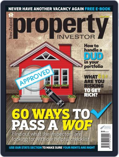 NZ Property Investor (Digital) April 3rd, 2014 Issue Cover
