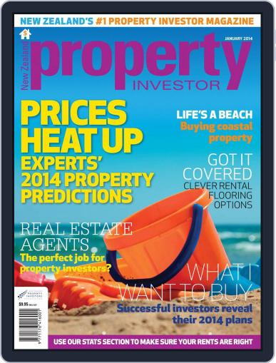 NZ Property Investor (Digital) December 19th, 2013 Issue Cover