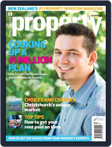 NZ Property Investor (Digital) October 6th, 2013 Issue Cover