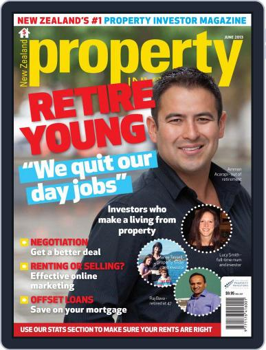 NZ Property Investor (Digital) May 28th, 2013 Issue Cover