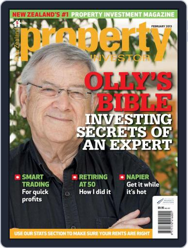 NZ Property Investor (Digital) February 25th, 2013 Issue Cover