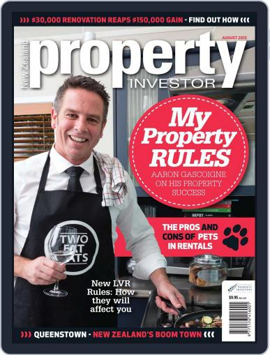 NZ Property Investor (Digital) January 1st, 1970 Issue Cover
