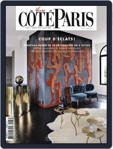 Côté Paris (Digital) December 1st, 2019 Issue Cover