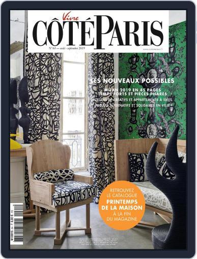 Côté Paris (Digital) August 1st, 2019 Issue Cover