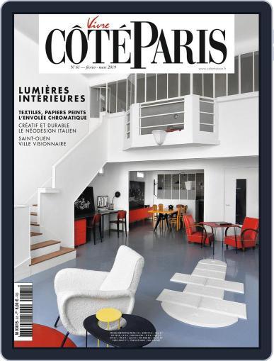 Côté Paris (Digital) February 1st, 2019 Issue Cover