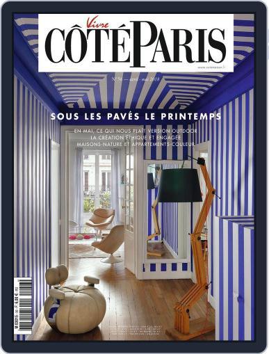 Côté Paris (Digital) April 1st, 2018 Issue Cover
