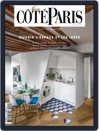 Côté Paris (Digital) August 1st, 2017 Issue Cover