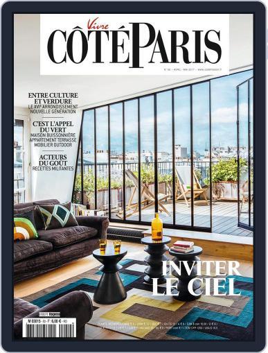 Côté Paris (Digital) April 1st, 2017 Issue Cover