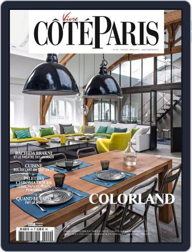 Côté Paris (Digital) February 1st, 2017 Issue Cover
