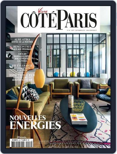 Côté Paris (Digital) August 1st, 2016 Issue Cover