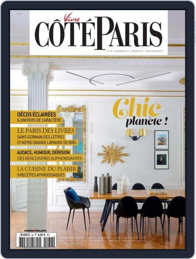 Côté Paris (Digital) December 10th, 2014 Issue Cover