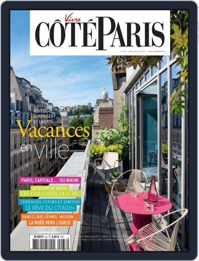 Côté Paris (Digital) June 3rd, 2014 Issue Cover