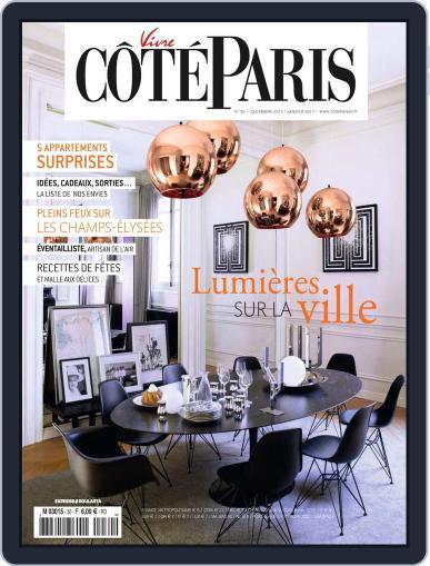 Côté Paris (Digital) December 8th, 2013 Issue Cover