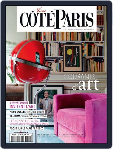 Côté Paris October 13th, 2013 Digital Back Issue Cover