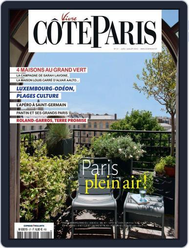 Côté Paris (Digital) June 10th, 2013 Issue Cover