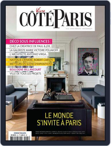Côté Paris (Digital) February 7th, 2013 Issue Cover