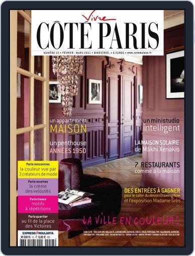 Côté Paris (Digital) February 9th, 2011 Issue Cover