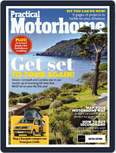 Practical Motorhome August 1st, 2020 Digital Back Issue Cover