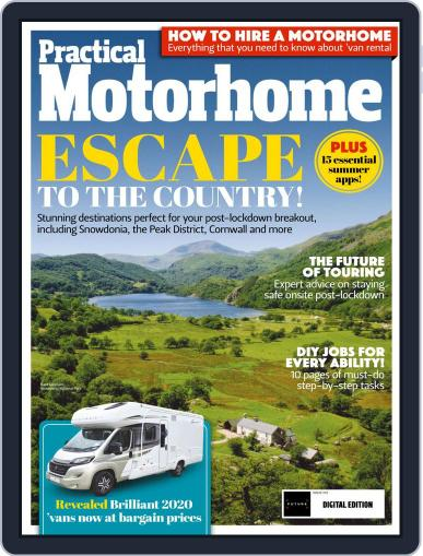 Practical Motorhome (Digital) June 18th, 2020 Issue Cover