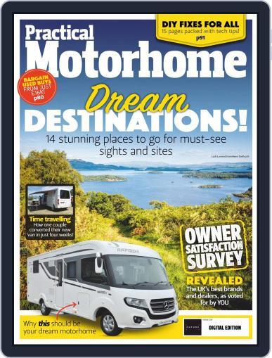 Practical Motorhome April 1st, 2020 Digital Back Issue Cover
